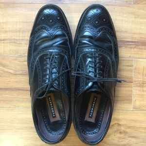 Florsheim Wingtips Oxfords Black